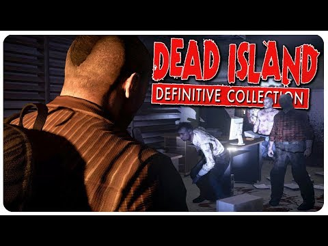 Dead Island - ARMOURED VEHICLE vs Zombies | Dead Island Gameplay (Definitive Edition)