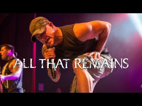 All That Remains - Phil talks about