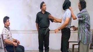 Drohi Movie Scenes - Adi And Abbas Kidnapped By Terrorist -  Kamal Hassan, Arjun