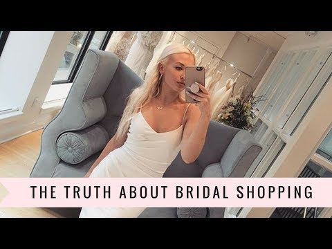 TRUTH about Dress Shopping | Tips from a Bridal Consultant
