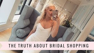 wedding dress shopping tips you need to know