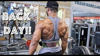 BACK Workout you should be doing for a Bigger Back | Full Routine & My Top Tips