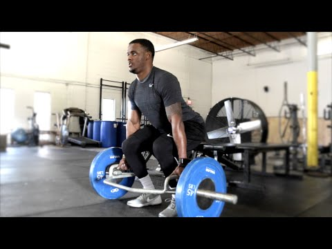Top 10 Vertical Drills [#8 Trap Bar Deadlift] | Overtime Athletes