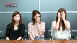 ノンノモデルオーディション2011の水着審査会場にノンノTVが潜入! モデ...