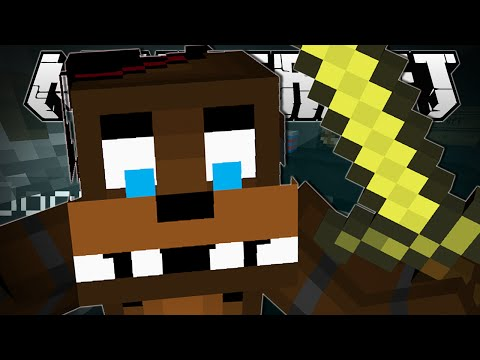 Minecraft | FREDDY FAZBEAR PLAYS SURVIVAL GAMES!!