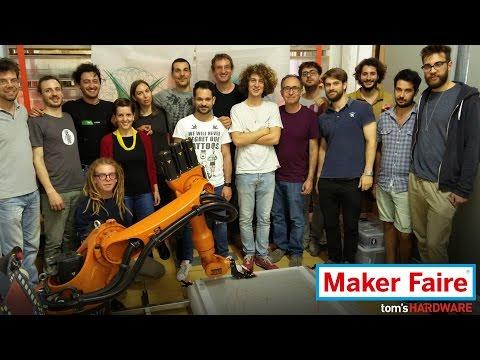 Robotrip   Robot Industriali al servizio degli artigiani