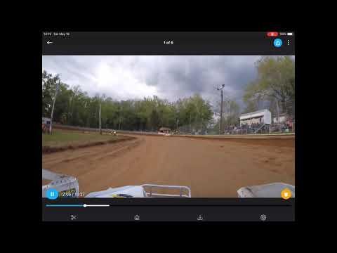 Shellhammers Speedway 5-15-19 Tucker Cole Jr. Slingshot