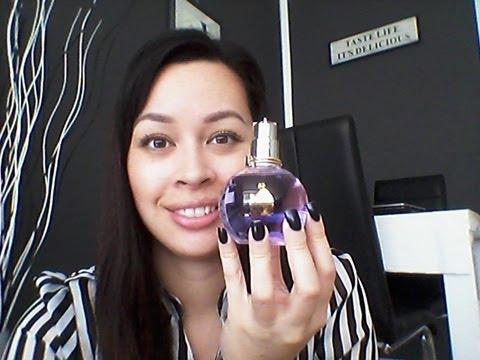 Current Favourite Perfume! Lanvin E'clat d'Arpege