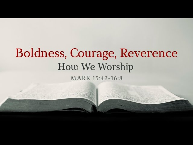 Sunday Service on August 29, 2021