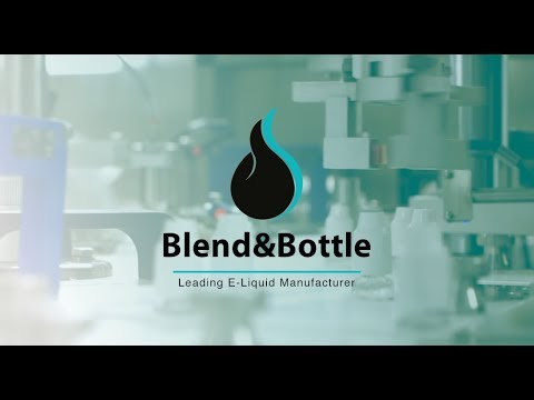 Blend & Bottle Company Overview