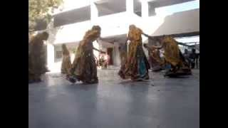 Gujarati dandiya in Durgapur