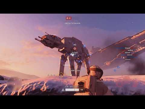 Gotta Defend Hoth - Star Wars Battlefront 2