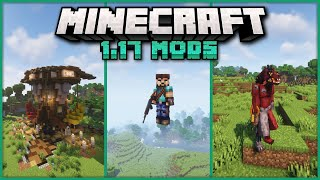 Top 25 Minecraft 1.17 Mods You Can Play Right Now