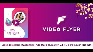 Video Flyer, GIF Poster Maker, Motion Ad Creator screenshot 5