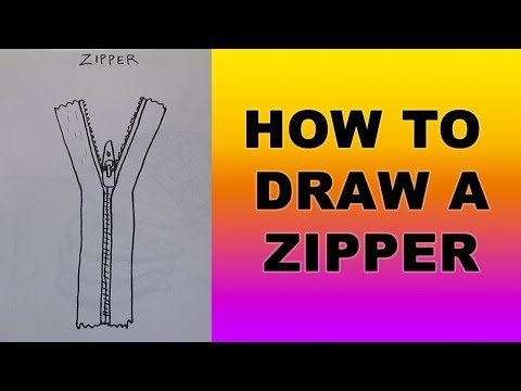 how-to-draw-a-zipper