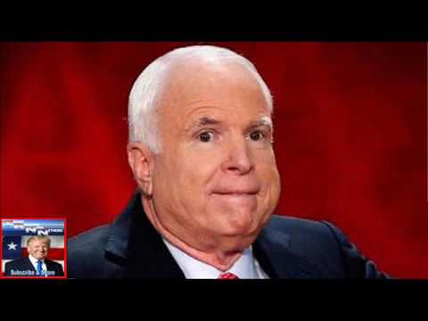 JOHN MCCAIN GOES INSANE! He Is Really Going To Regret What He Said About Trump…