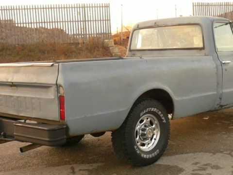 1971 Chevrolet C20 Classic Truck Prestige Motor Works Naperville IL - YouTube
