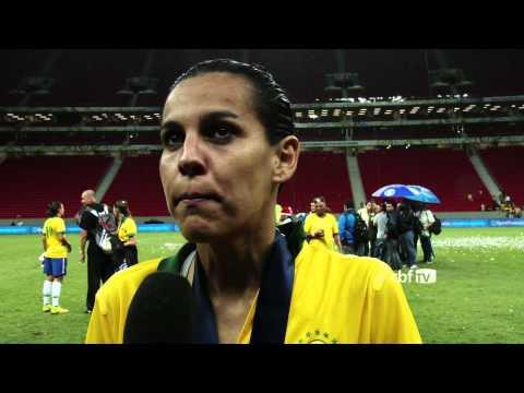 Thaisa vê Brasil na trilha certa para o sucesso
