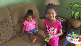 My Nieces Playing Around
