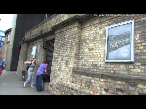 Walk to the Roundhouse from Chalk Farm Tube Station in London