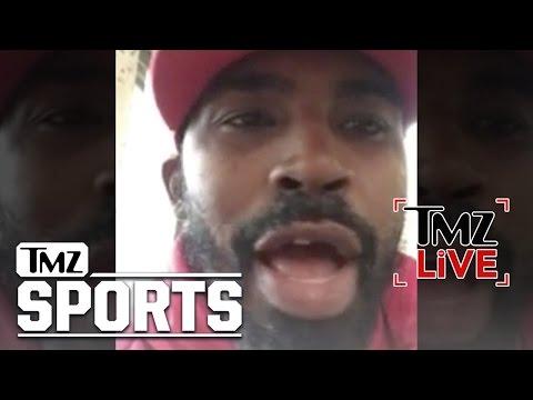 Boxer Yusaf Mack -- Bizarre Response to Gay Porn Scandal | TMZ Sports