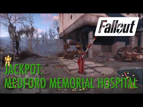 Fallout 4 - Jackpot: Medford Memorial Hospital