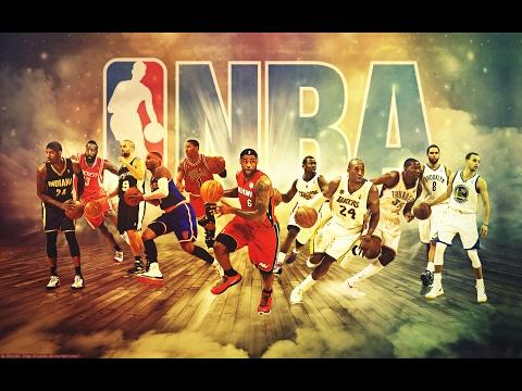 NBA mix Warriors 2016-2017