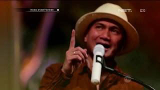 Anji - Berhenti Dikamu (Live at Music Everywhere) **