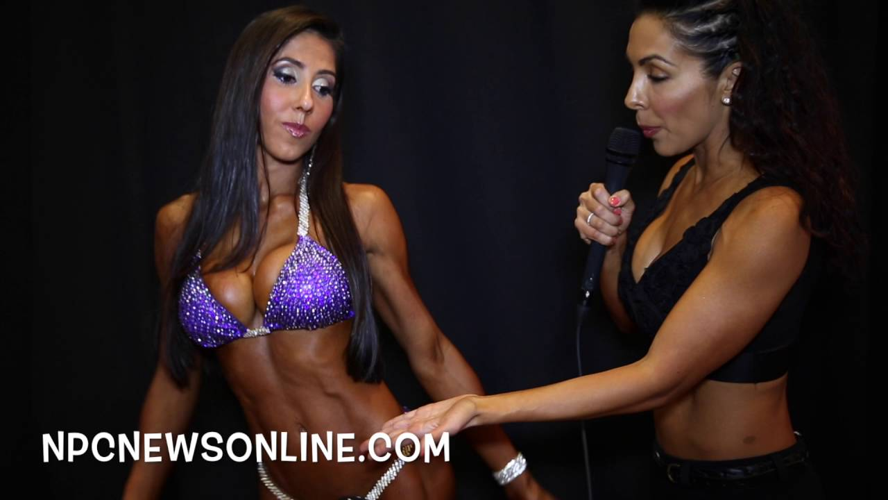 Teixeira Winner Angelica 2016 Ny Pro Bikini Ifbb Interview oeCdrxBW
