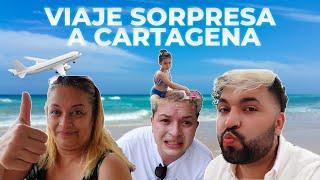 VACACIONES SORPRESA CON MI FAMILIA | Camilo Triana