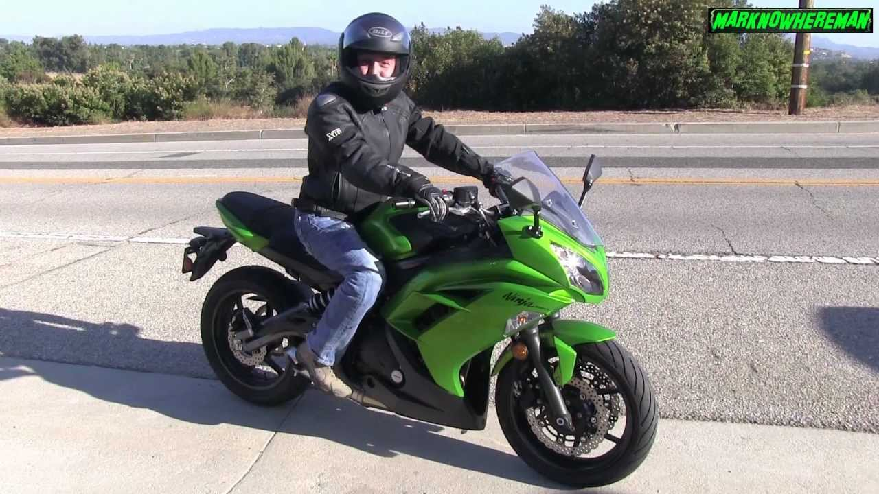 Kawasaki NINJA 650R Review - The Best Commuter & Starter Bike? What ...