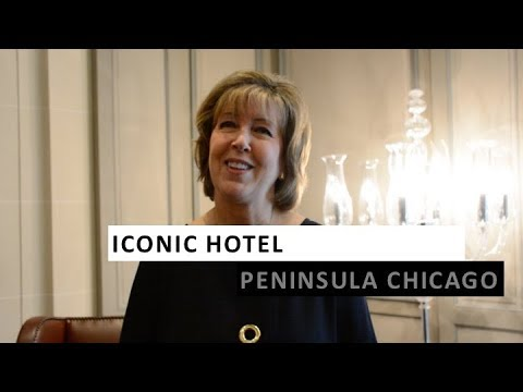 Meet Maria Razumich-Zec, general manager of The Peninsula Chicago - Luxury Hotels
