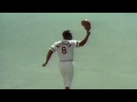 WS1976 Gm1: Morgan's solo home run in 1st