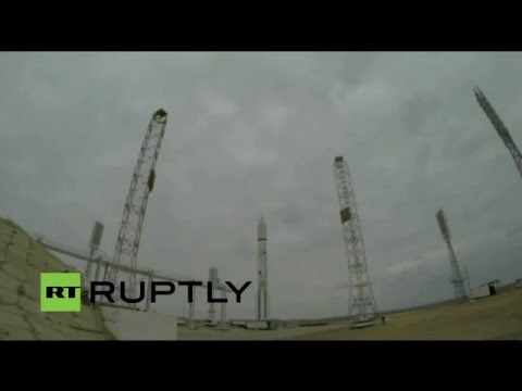 LIVE: Proton-M rocket to launch ExoMars 2016 mission from Baikonur