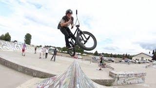 vuclip 12 Year Old BMX rider, Lochlainn O'Leary