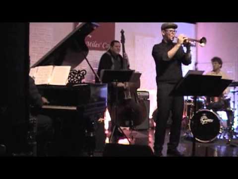 Charlie Porter Quartet Live at Miles Cafe