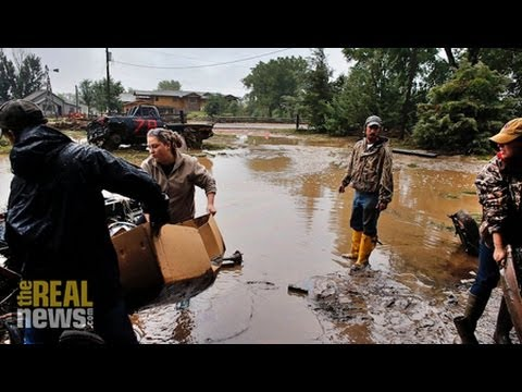 Colorado's Biblical Floods Linked To Climate Change