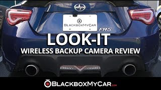 LOOK-IT Wireless Backup Camera Review - BlackboxMyCar