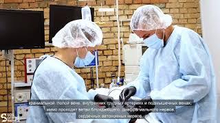 тимома у кошки, удаление опухоли в клинике САС Минск