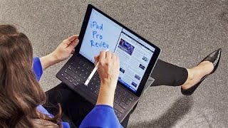 iPad Pro Video Review(With giant screen, keyboard and stylus, is the new iPad Pro a laptop? A sketchbook? A TV? WSJ's Joanna Stern goes on a journey to find out what the iPad Pro ..., 2015-11-11T17:32:29.000Z)