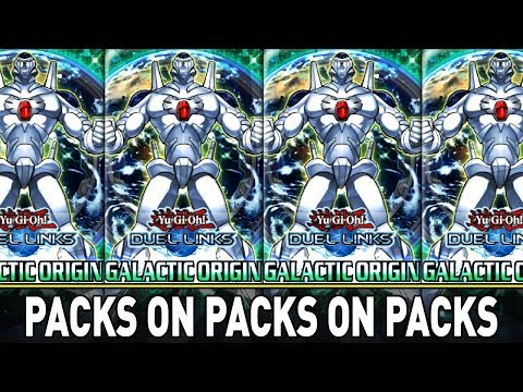 GLAD BEASTS ARE HERE! GALACTIC ORIGIN BOX OPENING!   YuGiOh Duel Links PVP Mobile  w/ ShadyPenguinn