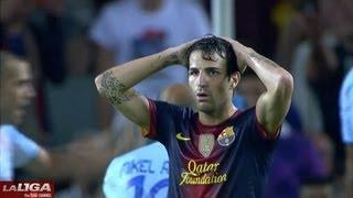 FC Barcelona - Granada CF (2-0) Jornada 5