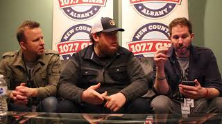 Download Luke Combs Shows Off Will Ferrell Knowledge and Talks Music Mp3 and Videos