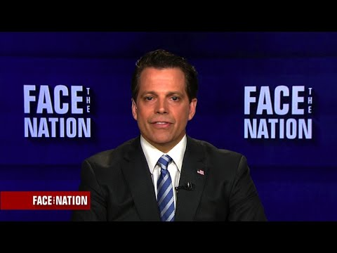 """Anthony Scaramucci says the White House is """"as strong as our weakest leak"""""""