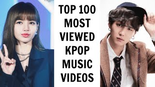 [TOP 100] MOST VIEWED KPOP MUSIC VIDEOS ON YOUTUBE | April 2020