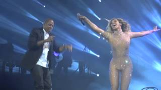 Beyoncé & Jay-Z - 'Drunk In Love' (Live in London, 2nd March.) #MCSWT