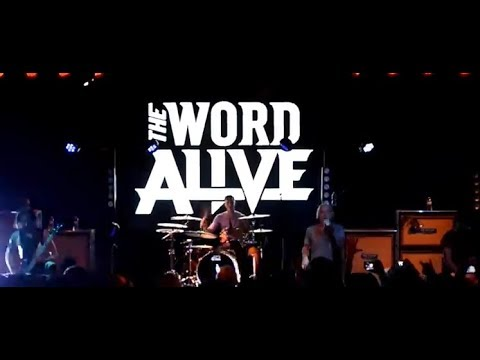 The Word Alive tease new material off new upcoming album..!