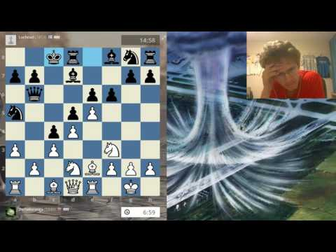 Standard chess #3 15 10 French Defence Advanced variation