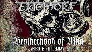 EKTOMORF - Brotherhood of Man (Tribute to Lemmy - 2016) // official audio video // AFM Records