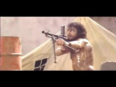 Tuareg:  o guerreiro do deserto (1984) Dublado-Filme completo